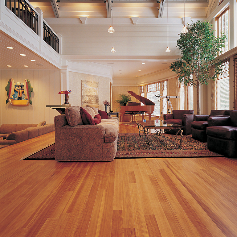 Exotic South American hardwood floor installation for a private residence  in Tennessee - Traditional Hardwood Flooring Photos All Wood Floorcraft Serving